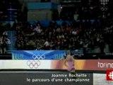 Joannie Rochette, le parcours d'une championne