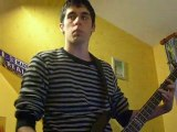 """Bass cover- In Flames """"Only for the weak"""""""