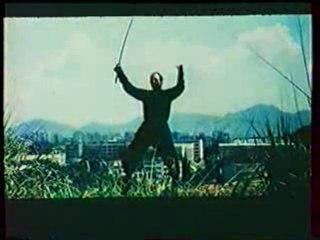 Un méchant Ninja en roue libre et double axel