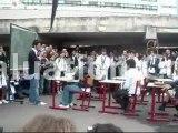 Yom Aatsmaout 2009, Spectacle Terminales (1ere partie)