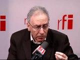 Gérard Aschieri, secrétaire général de la FSU