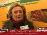 Bernadette Chirac à Lille (Opération Pièces Jaunes )