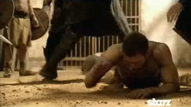 Spartacus New Série TV