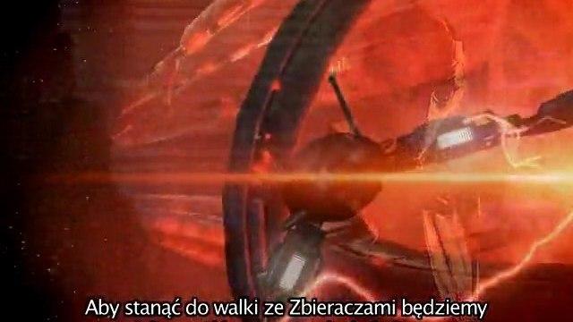 Mass Effect 2 - zwiastun premierowy po polsku