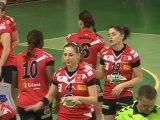 Le HBC Nîmes bat Angoulême (Handball LFH D1)