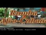 Chorégraphie Ache Cubano - Danses Populaires Cubaines