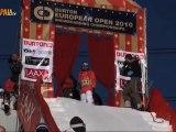 Snowboard : TTR Burton European Open