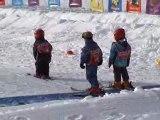 Ski Piou Piou-Jules le piou-piou
