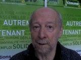 Conférence de presse d'Europe Ecologie Rhône-Alpes