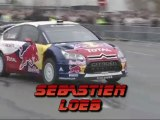 Sebastien LOEB et SORDO Show EXTREME  ( rallye c4 wrc )