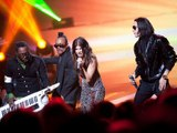 Black Eyed Peas - Meet me halfway - NRJ Music Awards 2010