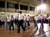 Démo de danse a Pargny sur saulx ( Colorado Country 51 )