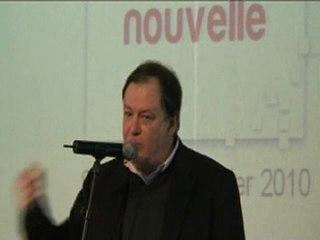 J.P Mignard - Discours d'Introduction - Les Institutions