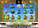 Golden Shamrock Slot Game 10749 Coin Win