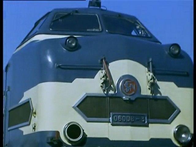 SNCF Archives : Les CC65000 - La raison du Diesel