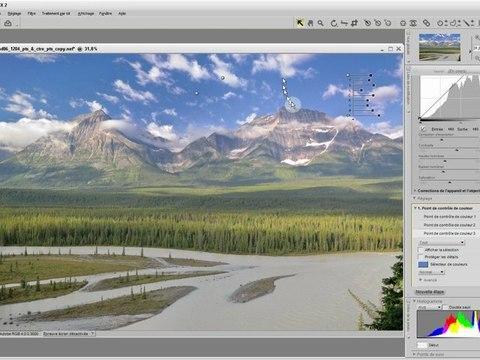 Capture NX2 - Utilisation des points et contrepoints de...
