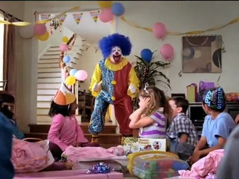 Wal-Mart Clown Commercial