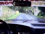 40eme Rallye National des Monts Dôme 2009 - ES5 Le Trévy