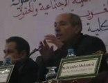 Mr Seddiki Abdeslam :  Université Moulay Ismaïl - Meknès