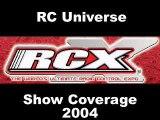 Salon US RCX 2004 Cars Vs Plane