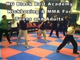 MGBBA Kickboxing & MMA for Teens and Adults