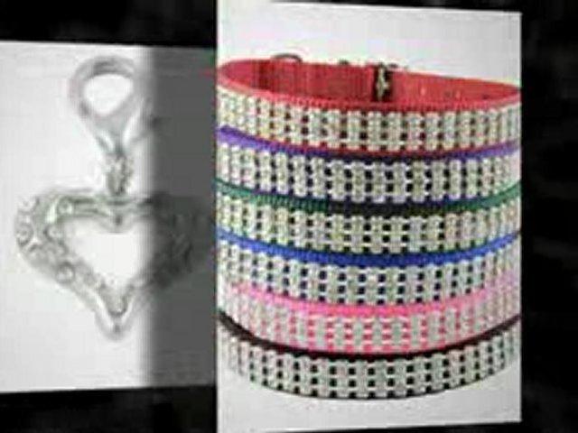 Bling Dog Collars – FurryFashionista.com
