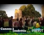 canons a confettis
