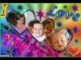 Mwa mes 3 Amours et mon coeur