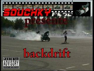 souchky backdrift stunt nikaia teaser moto