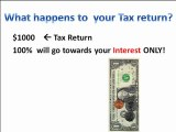 student loan default- Treasury offset Tax offset