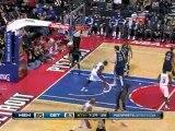 NBA Game Recap Grizzlies vs. Pistons From 27.01.2010