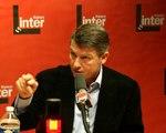 Vincent Peillon face à Patrice Duhamel - France Inter
