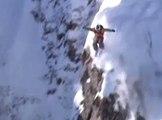 Ski Freeride : Portrait d'Aurelien Ducroz
