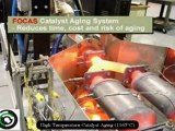 Catalyst Aging Testing - Gasoline Aging - Emission Aging