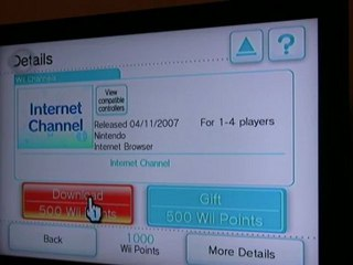 How to watch YouTube on Nintendo Wii and PS3 - video dailymotion