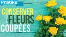 Comment conserver des fleurs coupées