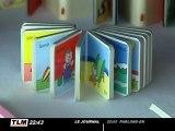 """Expo : Livres """"Minuscules""""au musée de l'imprimerie (Lyon)"""