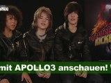 APOLLO 3 im Interview zu Teufelskicker - YAGALOO !!