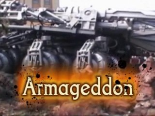 Disney Armageddon attraction