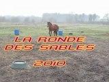 RONDE DES SABLES 2010 - LES DERAILLES
