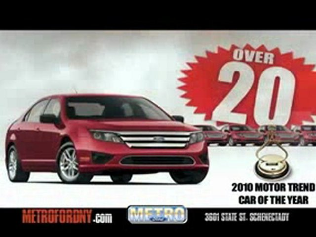 Metro Ford: Impossible Mission Ford Fusion