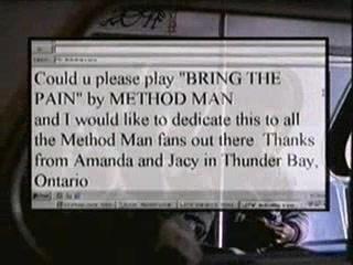 Wu-Tang Clan Method Man-Bring the Pain