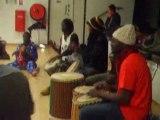 Cours de danse africaine 2010