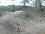 Hyper 8.5 au terrain de motocross (30 Janvier 2010)