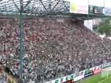 ASSE - Cluj (2005) Magic Fans Vs Green Angels