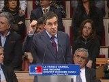 Conseil national du 30/01/2010 : Discours de François Fillon