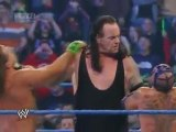 WWE Shawn Michaels vs Rey Mysterio w/ Batista & HHH 29.01.10