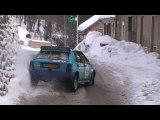 rallye neige des hautes alpes 2010 impact-rallye