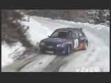 Rallye neige des Hautes Alpes 2010