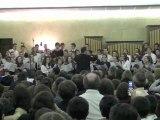 Camp de Noël 2009 - Chants de chorale